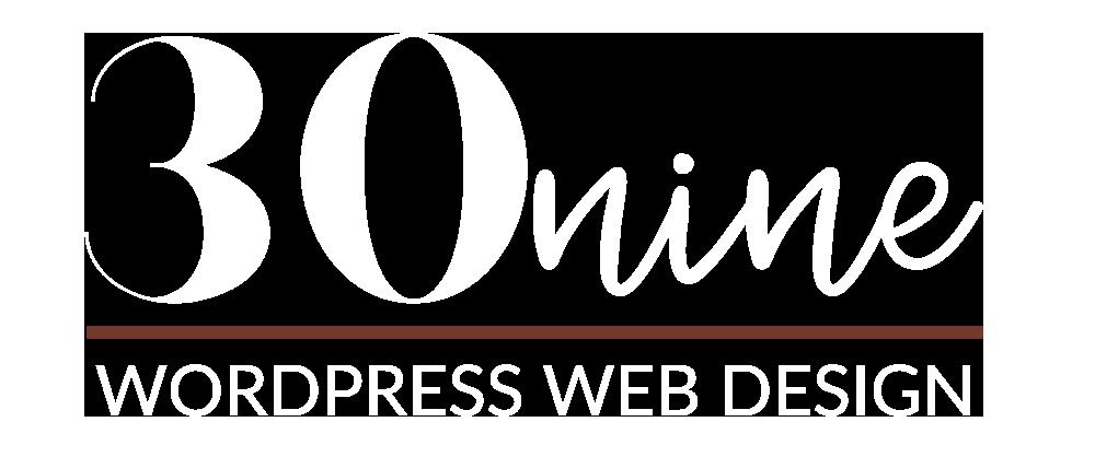 30nine WordPress Web Design